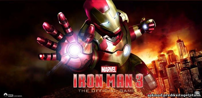 Iron Man 3 The Official Game 1.4.0 MOD APK+DATA